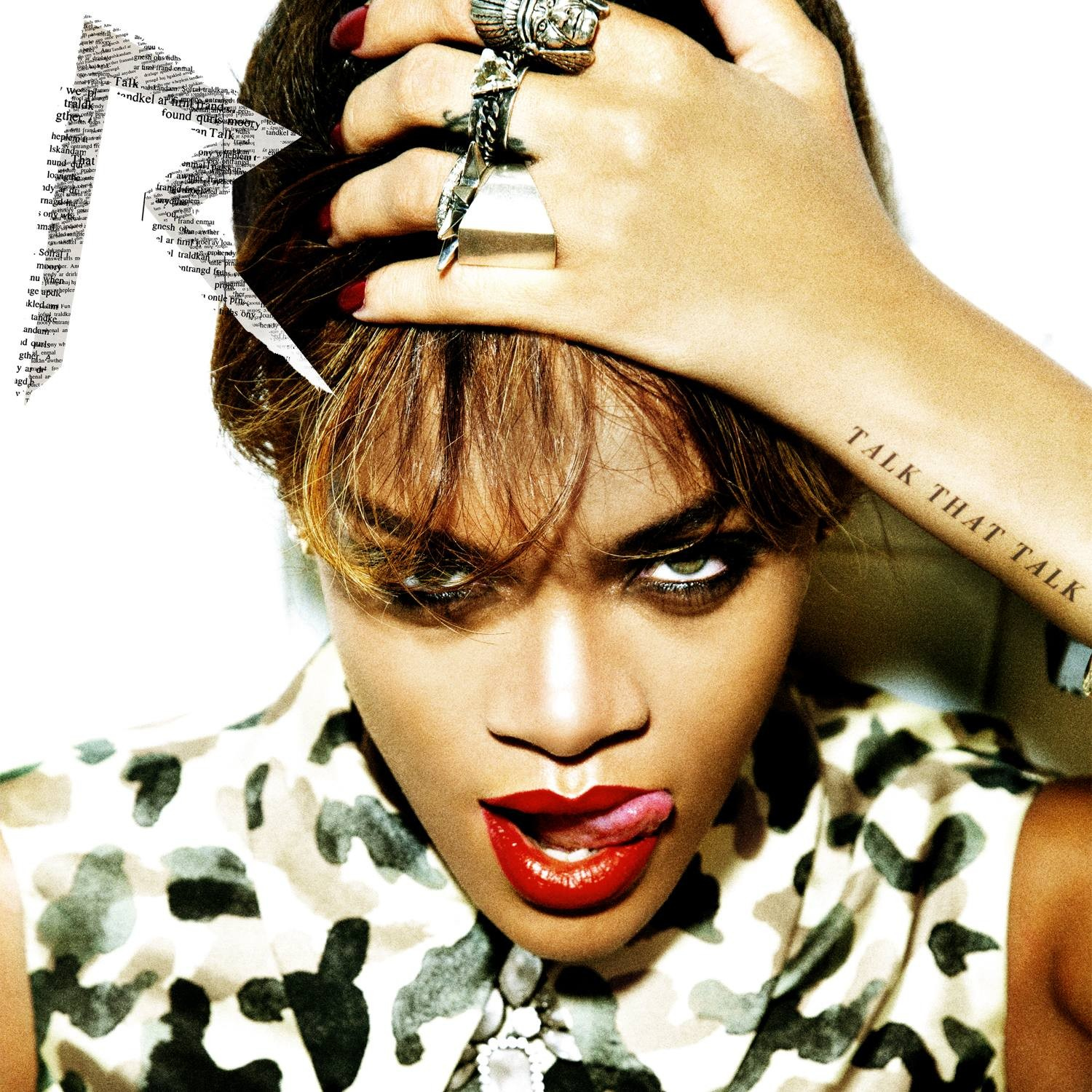 « Talk That Talk » (featuring Jay-Z)