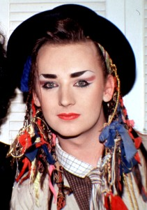Image result for boy george