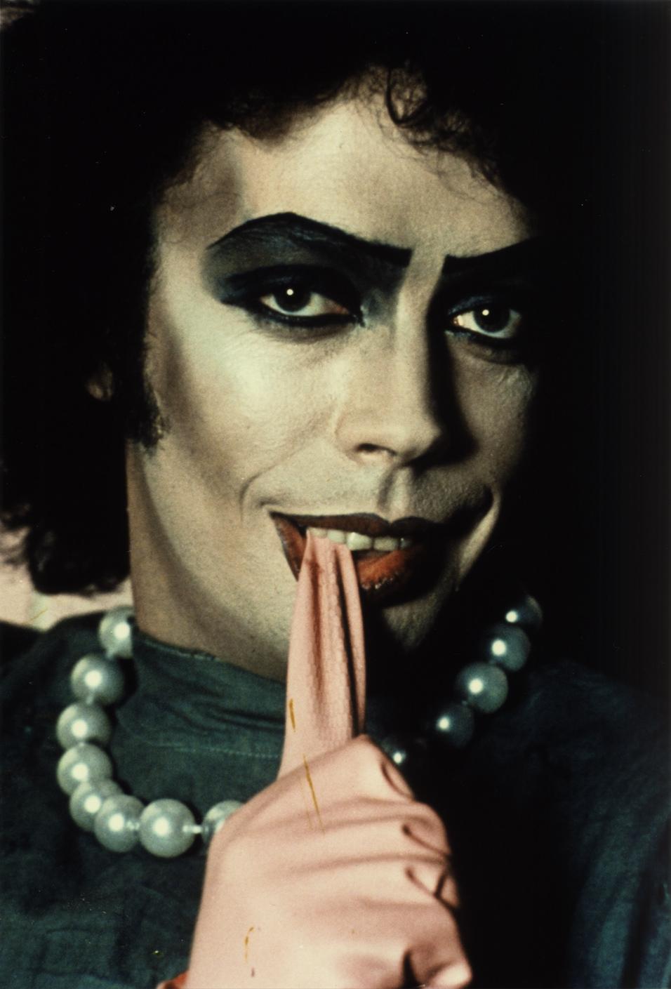 Halloween Costume Makeup Tutorial Dr Frank Furter From