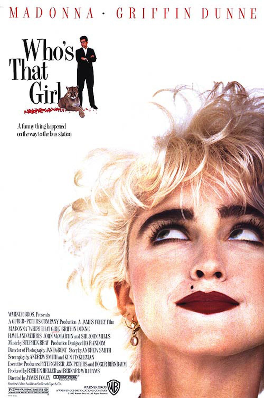 80s Madonna Makeup