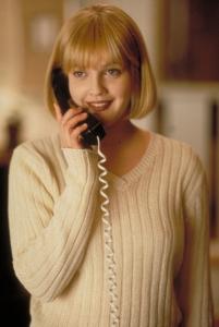 """Drew Barrymore in """"Scream"""" (1996)"""