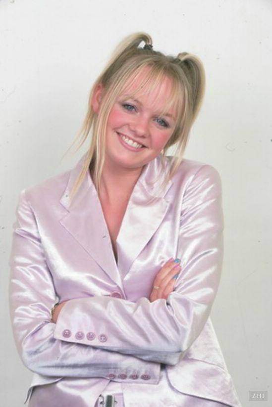 Emma Bunton in 1996