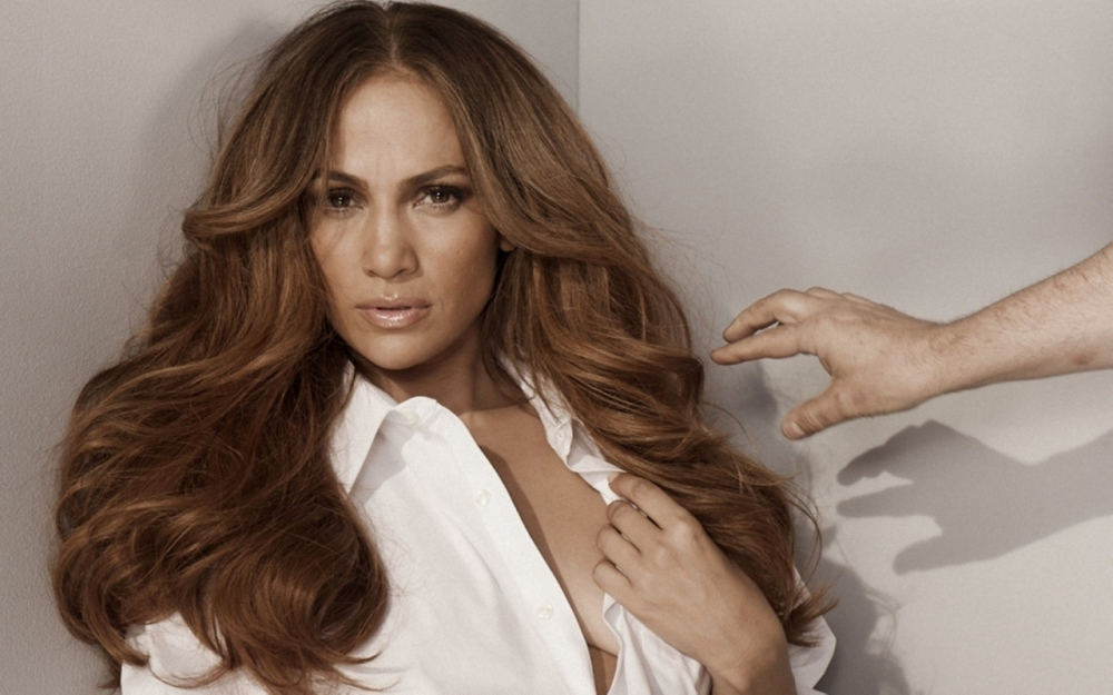 Jennifer Lopez in 2012