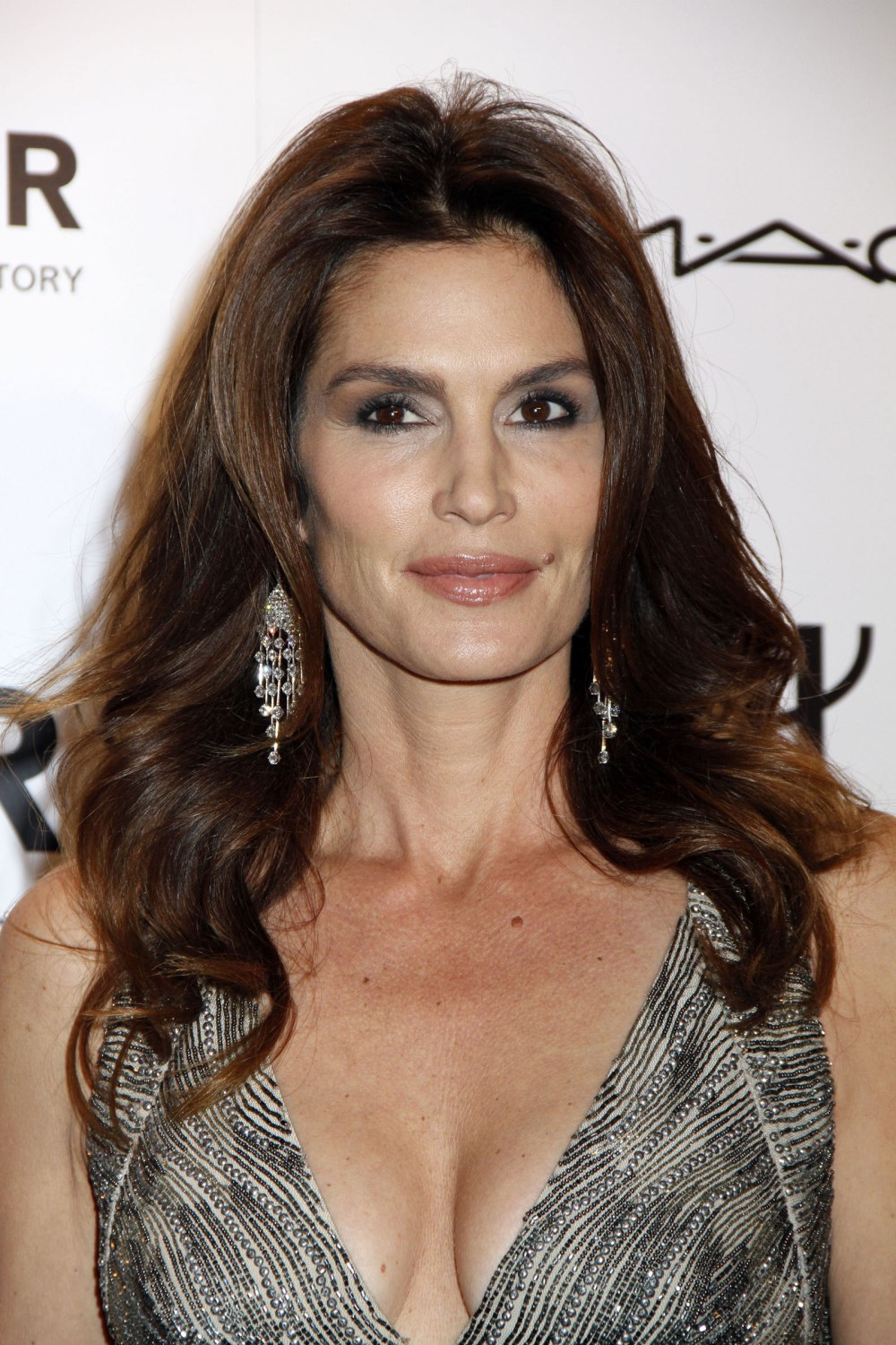 Cindy Crawford in 2012
