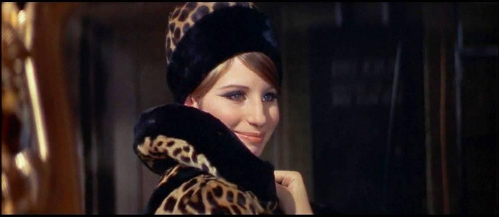 """Barbra Streisand in the 1968 film """"Funny Girl"""""""