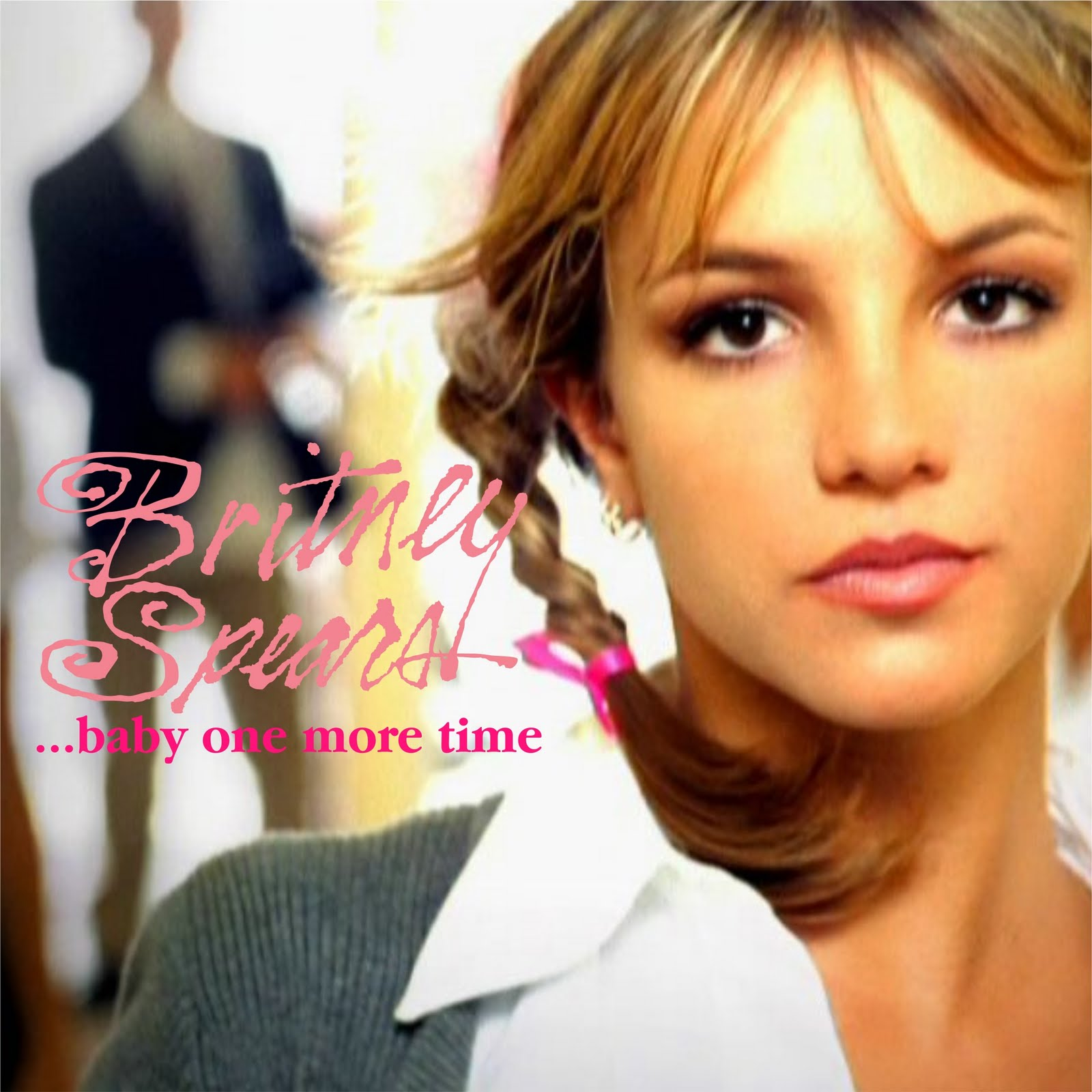 "Britney Spears Baby One More Time Music Cd: Britney Spears Makeup Series #1: ""…Baby One More Time"