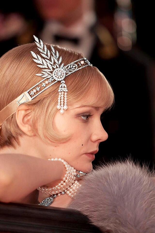 Halloween 2013 Makeup Series 4 The Great Gatsby Daisy