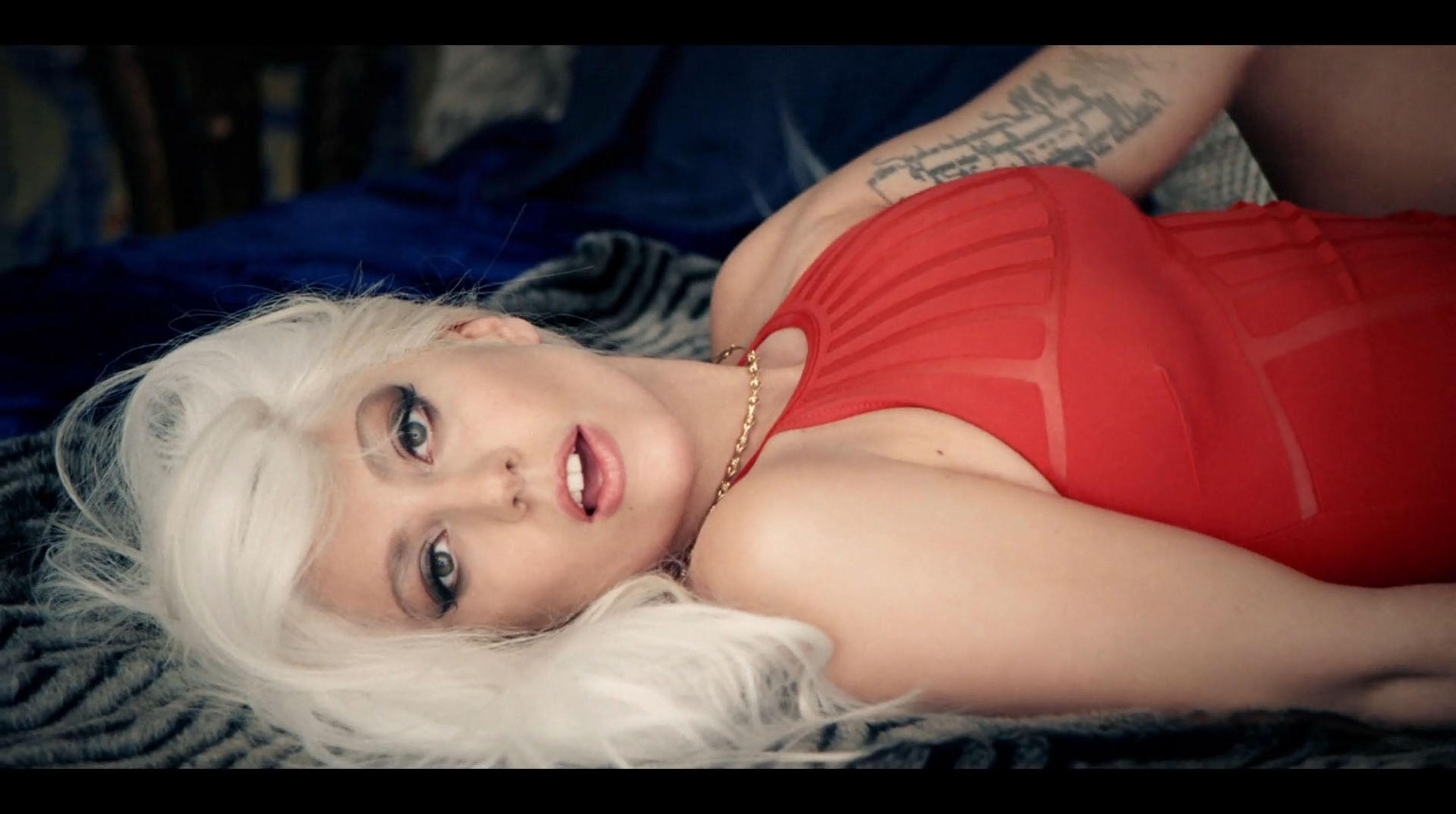 Lady Gaga G U Y Music Video Makeup Tutorial Beausic