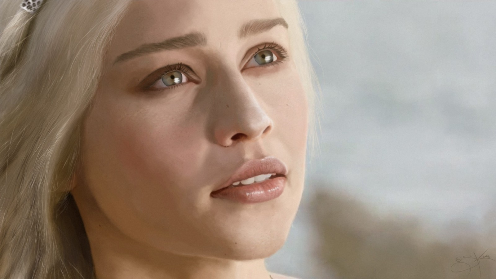 Game of thrones daenerys targaryen makeup tutorial beausic and now for the tutorial baditri Images