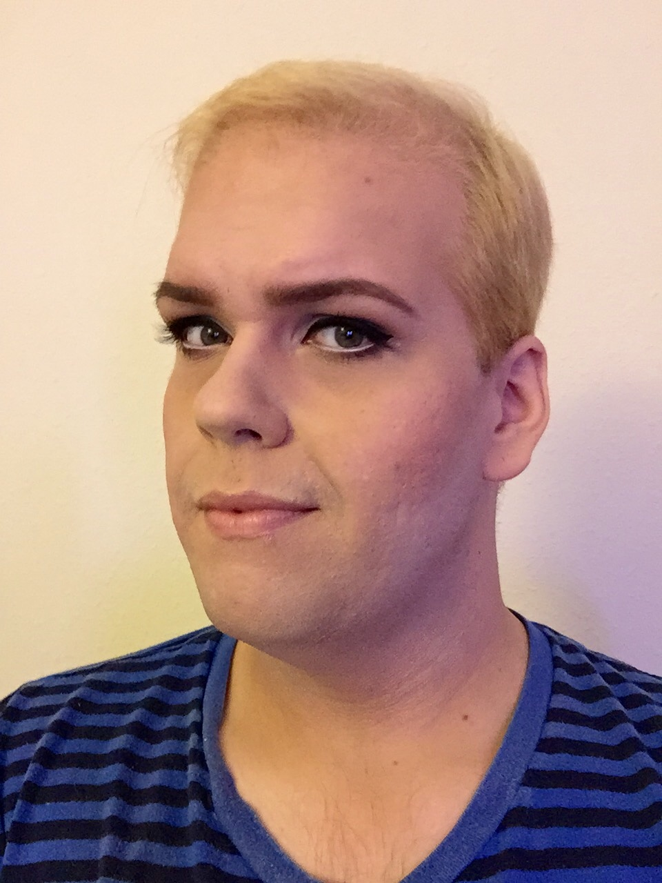 Betty Who Take Me When You Go Album Cover Makeup
