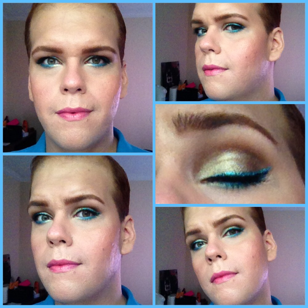 ProjectPalette FOTD Monday